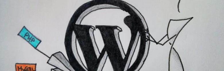 The Flat-File tries to roll WordPress