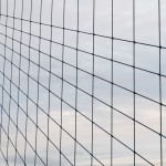 Brooklyn Bridge grid pattern