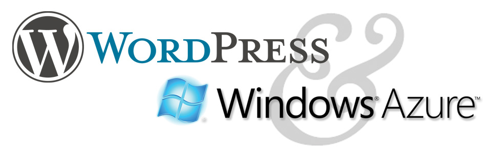 WordPress on Windows Azure