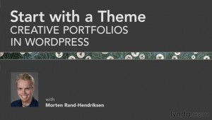 Start with a Theme: Creative Portfolios in WordPress