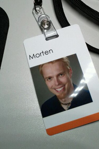 Morten at lynda.com