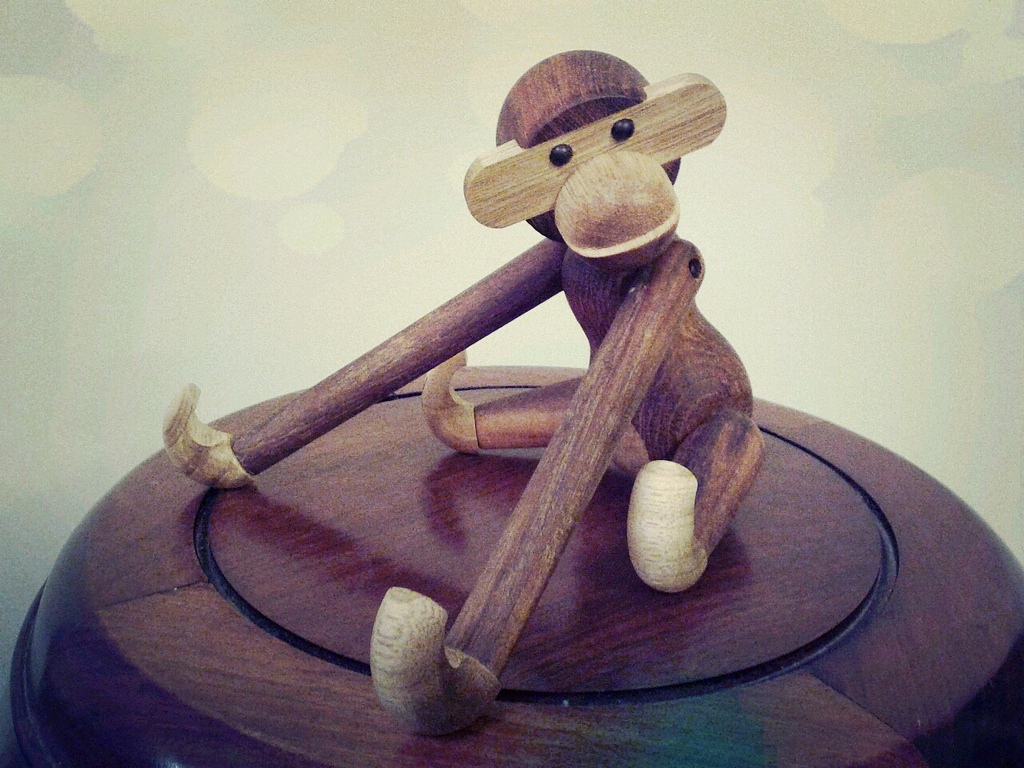 Go to My Wooden Monkey