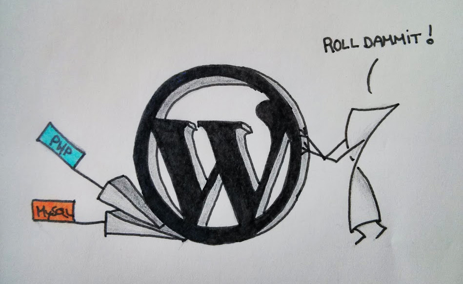 Go to Will Flat-File Dethrone WordPress? Unlikely.