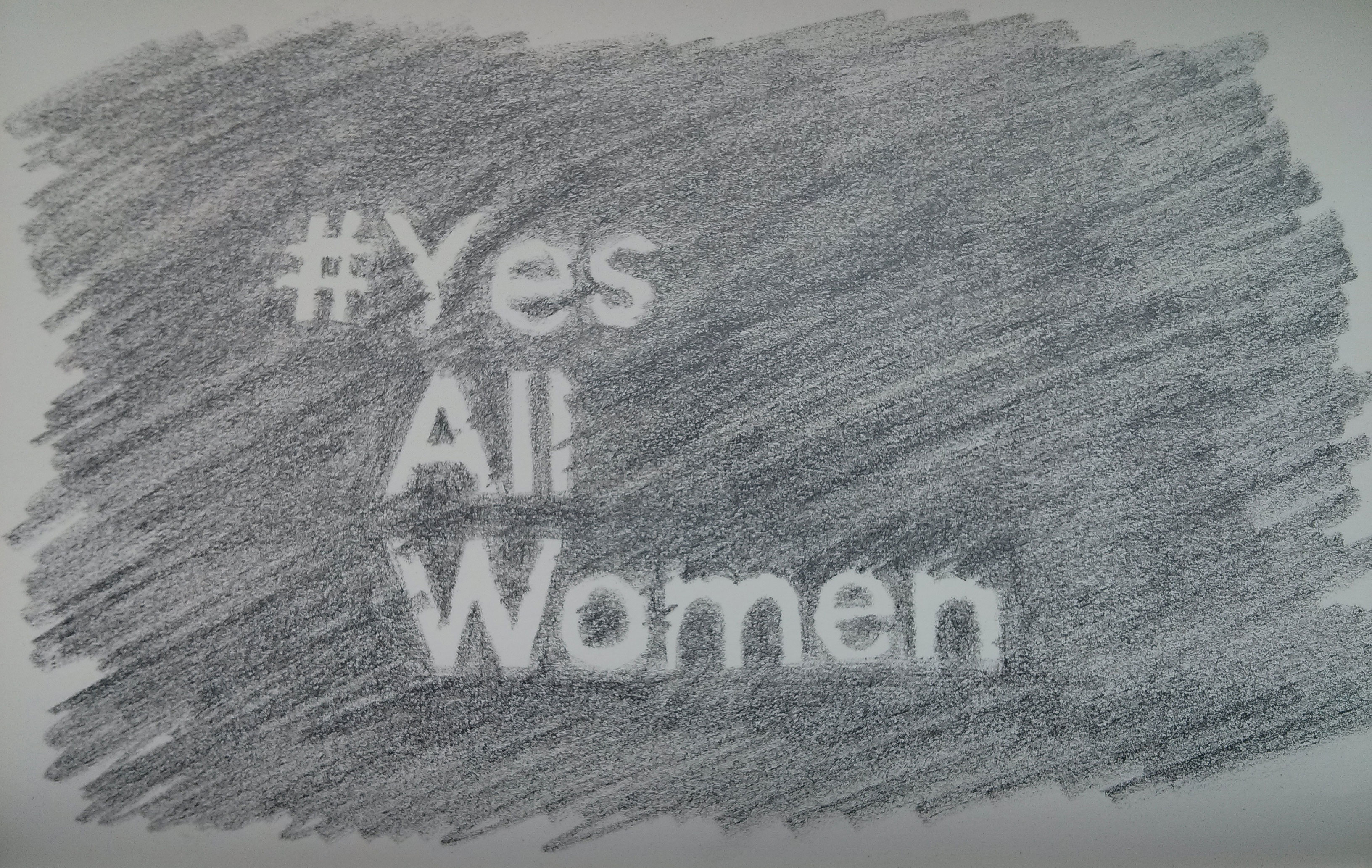 Go to #YesAllWomen: This Is Not About You