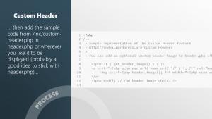 _s custom header code